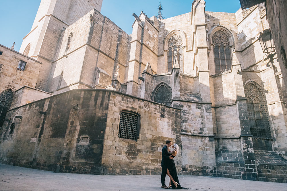 Elopement Wedding Barcelona